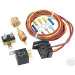 CHEVY FORD HOT ROD ELECTRIC FAN CONTROL SENSOR KIT 200