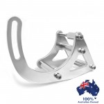 HOLDEN 253 308 ALTERNATOR BRACKET BILLET 6061-T6 POLISHED FINISH - DRIVERS SIDE