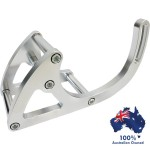 HOLDEN 253 308 ALTERNATOR BRACKET BILLET 6061-T6 POLISHED FINISH - PASSENGER SIDE