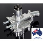 FORD FALCON MUSTANG CLEVELAND 302 351C ALUMINIUM HIGH VOLUME POLISHED WATER PUMP – BILLET ALLOY IMPELLER