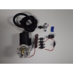 FORD FALCON CHEV GM HOLDEN HOTROD ELECTRIC VACUUM PUMP KIT 12V - UNIVERSAL