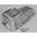 FORD FALCON MUSTANG 289 302 WINDSOR ALUMINIUM FINNED ALLOY OIL PAN