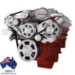 GM HOLDEN CHEVY LSA / LS 9 ENGINE SERPENTINE KIT -  ALTERNATOR ONLY